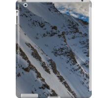 Winter on Kitzsteinhorn 74 iPad Case/Skin