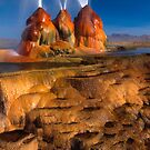 Fly Geyser by Inge Johnsson