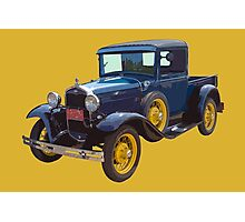 1930 Model A Ford Pickup Truck Photographic Print