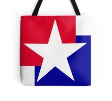 Texas star Tote Bag
