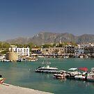 Kyrenia Harbour by Alex Cassels