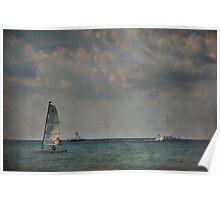 Just Sail Away Poster