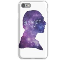 Blogger - John Watson  iPhone Case/Skin