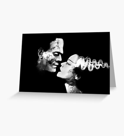 Dark Love Greeting Card
