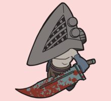 Silent Hill - Pyramid Head Kids Clothes