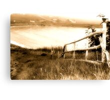 Anthony's Hill Canvas Print