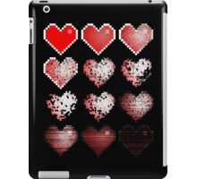 The evolution of love iPad Case/Skin