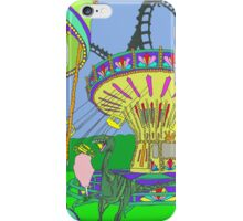 Jurassic Panda Fun Fair iPhone Case/Skin