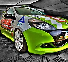 Clio Cup by Roddy Atkinson