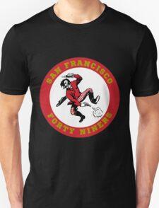 San Francisco 49ers logo 2 T-Shirt
