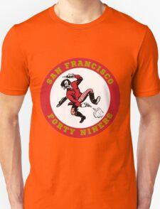 San Francisco 49ers logo 2 Unisex T-Shirt