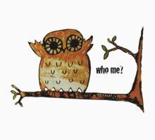 Who Me? Owl Kids Clothes