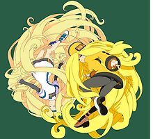 Guilty Gear - Millia Rage - Old and New by 57MEDIA