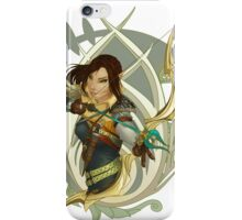 Archer Bosmer iPhone Case/Skin