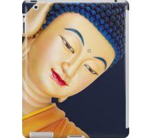 buddha face iPad Case/Skin