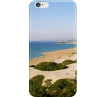 Golden Beach on the Karpas iPhone Case/Skin