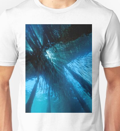 Jetty in Blue T-Shirt