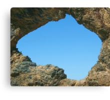 Australia Rock Canvas Print