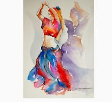 2 belly dancers Unisex T-Shirt
