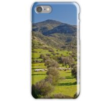 Springtime in Cyprus  iPhone Case/Skin