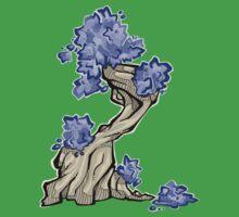 Tree - winter One Piece - Short Sleeve