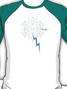 Geo Node Agressor T-Shirt