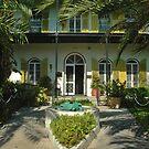 Hemingway's House in Key West by Susanne Van Hulst