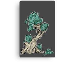Tree - summer Canvas Print