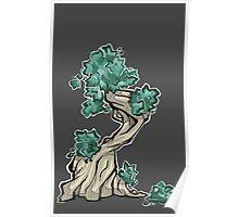 Tree - summer Poster