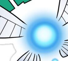 "Legend of Zelda: Ocarina of Time - Navi ""Hey! Listen!"" Sticker"