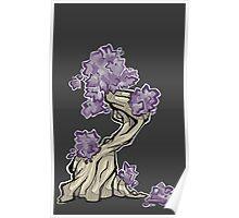 Tree - spring Poster