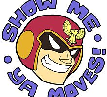 "Super Smash Bros. - Captain Falcon ""Show Me Ya Moves!"" - F-Zero by 57MEDIA"