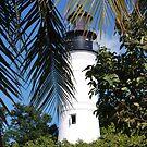 The Lighthouse in Key West, FL by Susanne Van Hulst