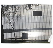 Caged up nature Poster