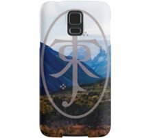 LORD OF THE RINGS LANDSCAPE Samsung Galaxy Case/Skin