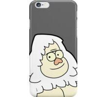 Regular Show - Skips iPhone Case/Skin