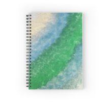 Tie Dye Spiral Notebook