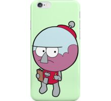 Regular Show - Benson iPhone Case/Skin