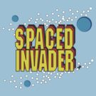 Space Invaders spoof - Spaced Invader by bleedart