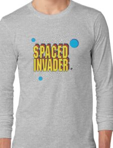 Space Invaders spoof - Spaced Invader Long Sleeve T-Shirt
