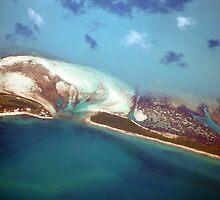 Island From The Sky by Carol Barona