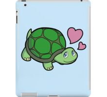 Little Turtle iPad Case/Skin