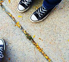 Converse-ation by Dylan Mierzwinski