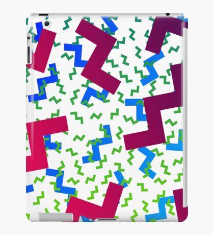 wacky pattern iPad Case/Skin