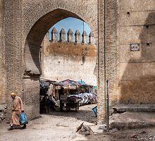 Fez Medina by inikphoto