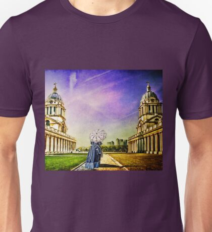 Return from the past. Unisex T-Shirt