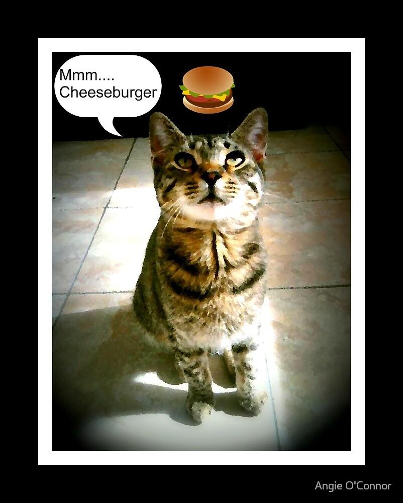 Mmm...Cheeseburger by AngieBanta