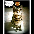 Mmm...Cheeseburger by Angie O'Connor