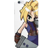 Final Fantasy VII - Cloud Strife iPhone Case/Skin