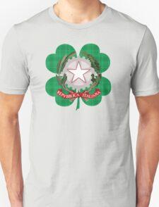 Irish Polish Family Heritage  T-Shirt